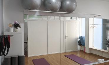 Sala de ejercicios, pilates e hipopresivos Fisioterapia Suelo Consciente